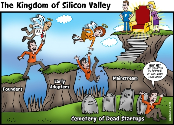 kingdom of silicon valley