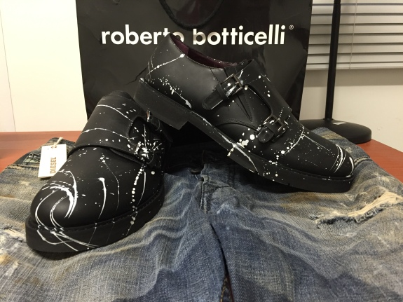 Roberto Botticelli and Diesel